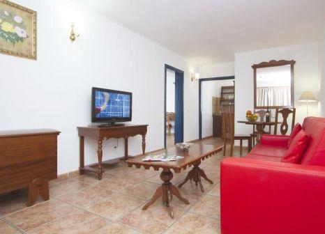 Hotelzimmer mit Golf im Mansión Nazaret
