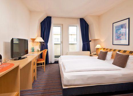 Hotelzimmer mit Fitness im ACHAT Hotel Dresden Elbufer