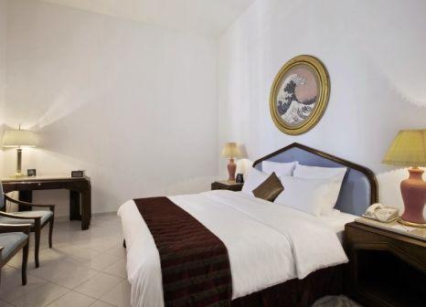 Hotelzimmer mit Volleyball im Dahab Resort