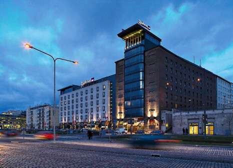 Radisson Blu Seaside Hotel, Helsinki in Helsinki & Umgebung - Bild von 5vorFlug