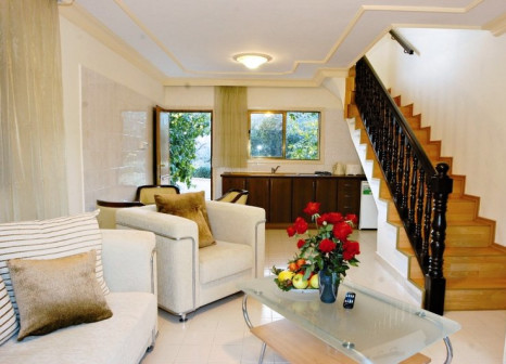 Hotelzimmer mit Fitness im Riverside Garden Resort