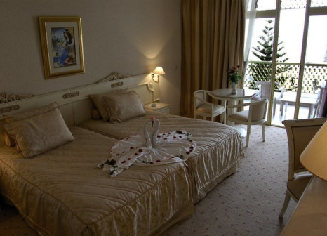 Hotelzimmer mit Volleyball im Amir Palace