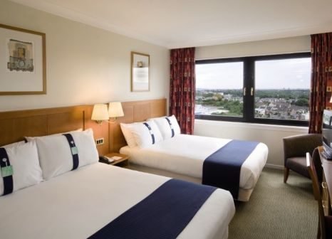 Hotelzimmer mit Animationsprogramm im Holiday Inn Edinburgh City - West