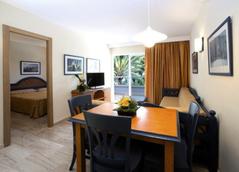 Hotelzimmer mit Golf im Grupotel Alcudia Suite