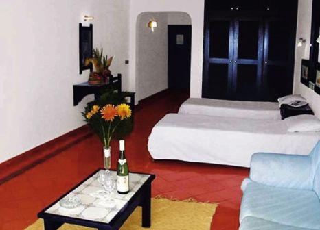 Hotelzimmer mit Mountainbike im Vilamar - Luz
