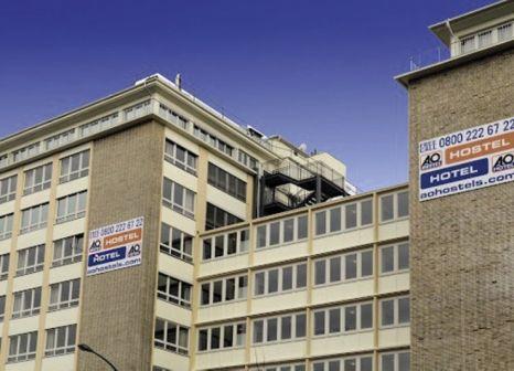 Hotel a&o Hamburg City günstig bei weg.de buchen - Bild von 5vorFlug