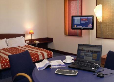 Hotelzimmer mit Fitness im Novotel Suites Wien City Donau