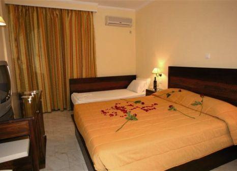 Hotelzimmer mit Tischtennis im Roseland's Hotel