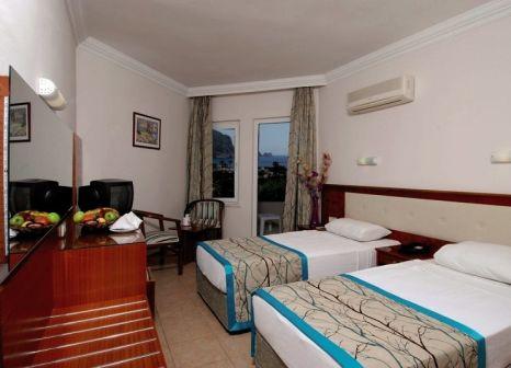 Hotelzimmer mit Tennis im Hatipoglu Beach Hotel