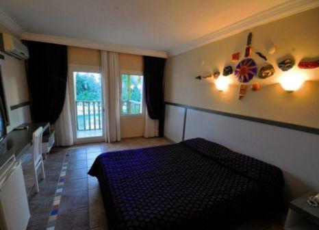 Hotelzimmer mit Tischtennis im Medisun