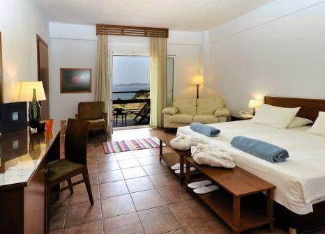 Hotelzimmer mit Tennis im Xenia Ouranoupolis