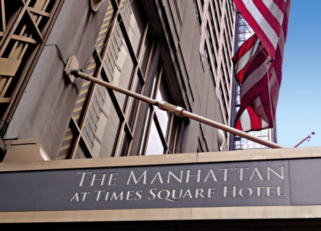 The Manhattan at Times Square Hotel günstig bei weg.de buchen - Bild von 5vorFlug