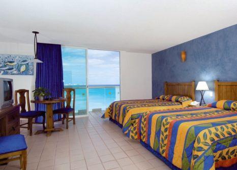 Hotelzimmer mit Volleyball im OLEO Cancun Playa