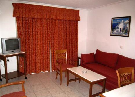 Hotelzimmer mit Tischtennis im Grande Mare Hotel Spa & Wellness
