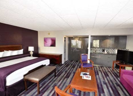 Hotelzimmer mit Aerobic im Sea Club Resort