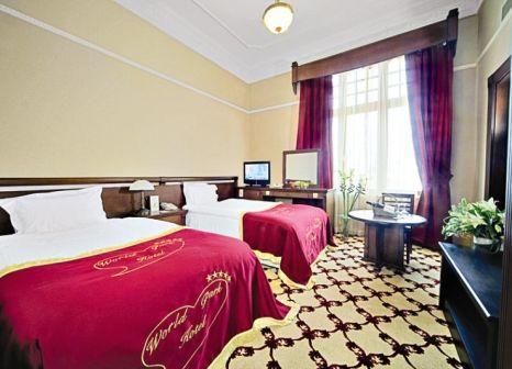 Hotelzimmer mit Tischtennis im Legacy Ottoman Hotel