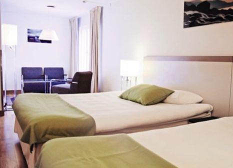 Hotelzimmer mit Aerobic im Scandic Skärholmen