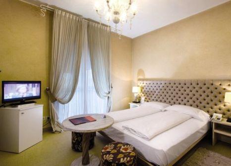 Hotelzimmer mit Minigolf im Hotel Flaminia