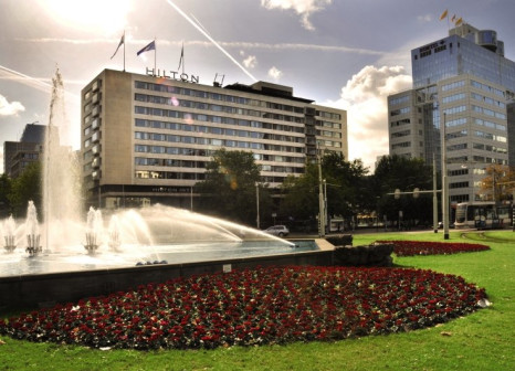 Hotel Hilton Rotterdam günstig bei weg.de buchen - Bild von 5vorFlug