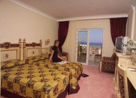 Hotelzimmer mit Mountainbike im Larina Resort & Spa Hotel