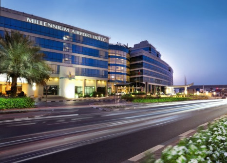 Millennium Airport Hotel Dubai günstig bei weg.de buchen - Bild von 5vorFlug