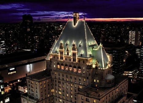Fairmont Hotel Vancouver in British Columbia - Bild von 5vorFlug