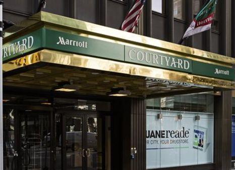 Hotel Courtyard by Marriot Manhattan Midtown East in New York - Bild von 5vorFlug