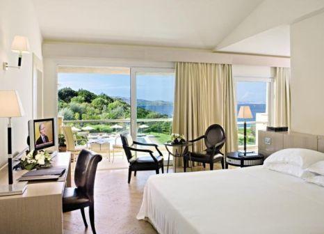 Hotelzimmer mit Fitness im L'Ea Bianca Luxury Resort