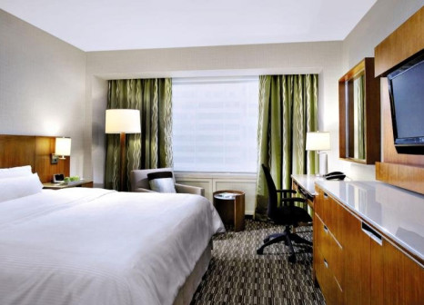 Hotelzimmer mit Fitness im The Westin Calgary