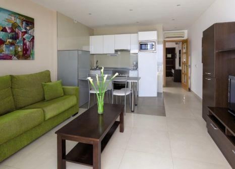 Hotelzimmer mit Golf im SKA Diamond Apartamentos