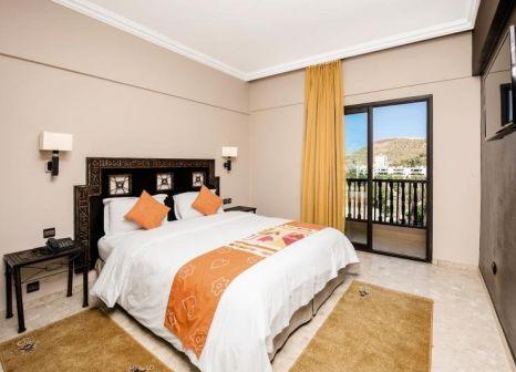 Hotelzimmer mit Tischtennis im Hotel Oasis
