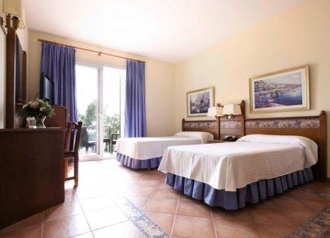 Hotelzimmer mit Golf im Prestige Coral Platja