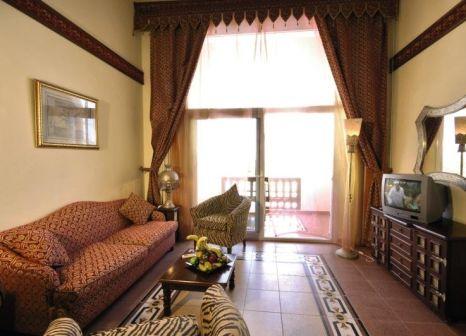 Hotelzimmer mit Mountainbike im Harem Resort