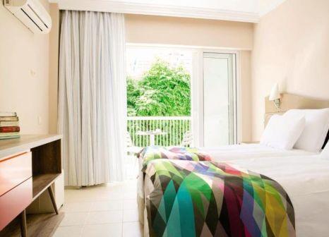 Hotelzimmer mit Minigolf im Cook's Club Alanya
