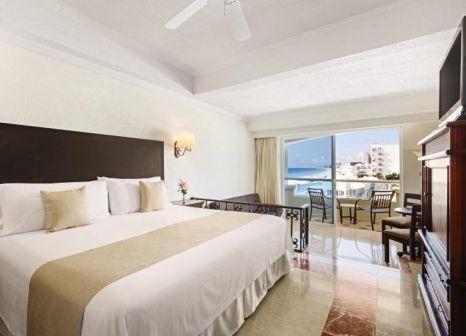 Hotelzimmer mit Yoga im Panama Jack Resorts Cancun
