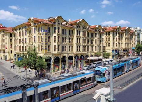 Hotel Crowne Plaza Istanbul - Old City günstig bei weg.de buchen - Bild von 5vorFlug