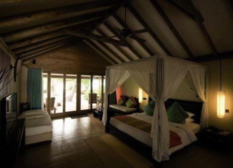 Hotelzimmer mit Fitness im Canareef Resort Maldives