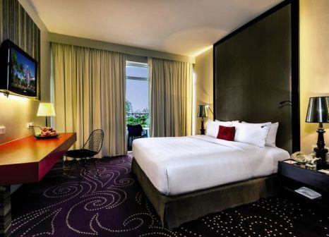 Hotelzimmer mit Volleyball im Hard Rock Hotel Pattaya