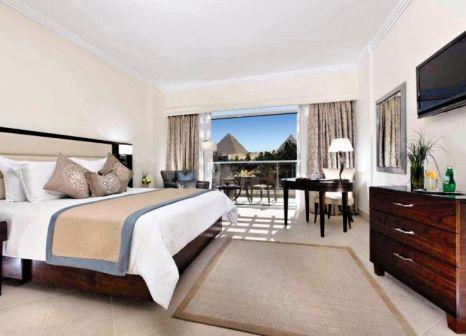 Hotelzimmer mit Tennis im Mövenpick Hotel Cairo Pyramids