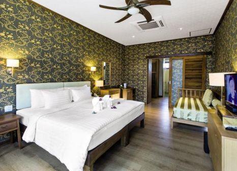Hotelzimmer mit Paddeln im Gaja Puri Resort & Spa