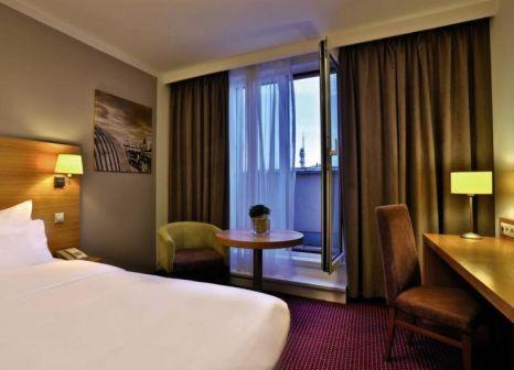 Hotelzimmer mit Mountainbike im Botanique Hotel