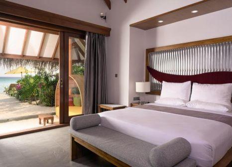 Hotelzimmer mit Tennis im Dhigufaru Island Resort