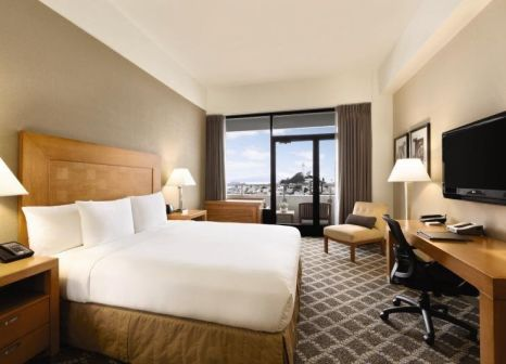 Hotelzimmer mit Aerobic im Hilton San Francisco Financial District