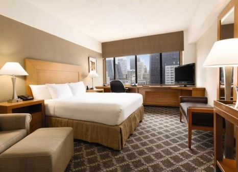 Hotelzimmer mit Kinderbetreuung im Hilton San Francisco Financial District
