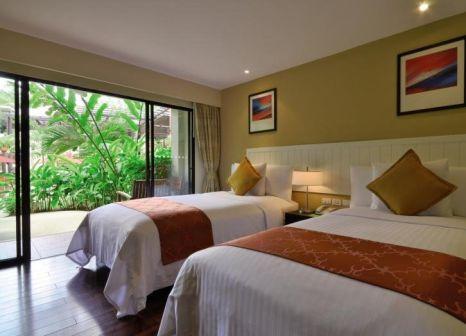 Hotelzimmer mit Mountainbike im Novotel Phuket Surin Beach Resort