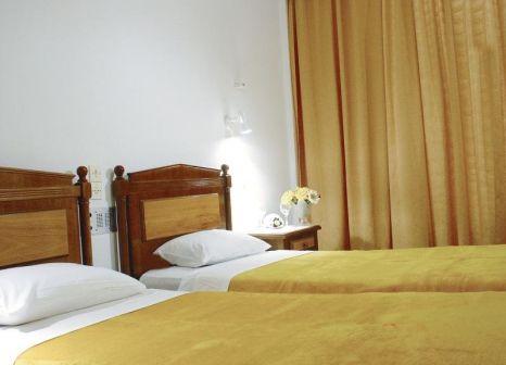 Hotelzimmer mit Tischtennis im Golden Sands