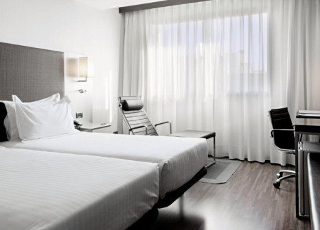Hotelzimmer mit Golf im AC Hotel Alicante