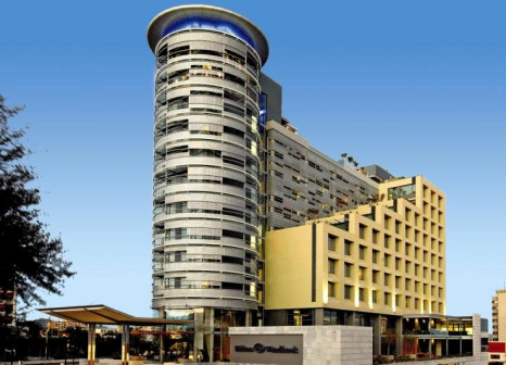 Hotel Hilton Windhoek günstig bei weg.de buchen - Bild von 5vorFlug