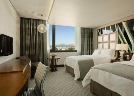 Hotelzimmer mit Animationsprogramm im Hilton Windhoek