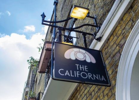 Hotel The California London in Greater London - Bild von 5vorFlug